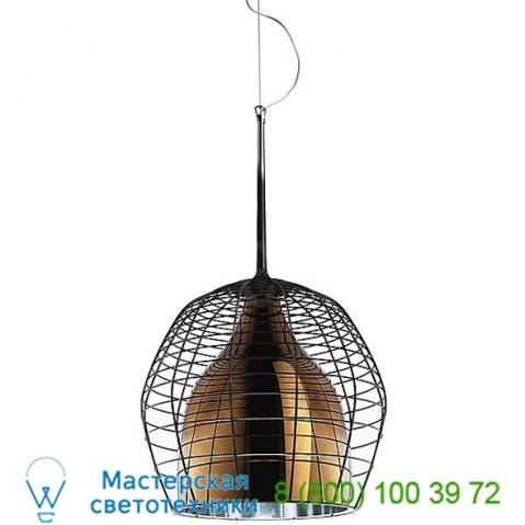 Cage suspension lamp li0272 10 u2 foscarini, светильник