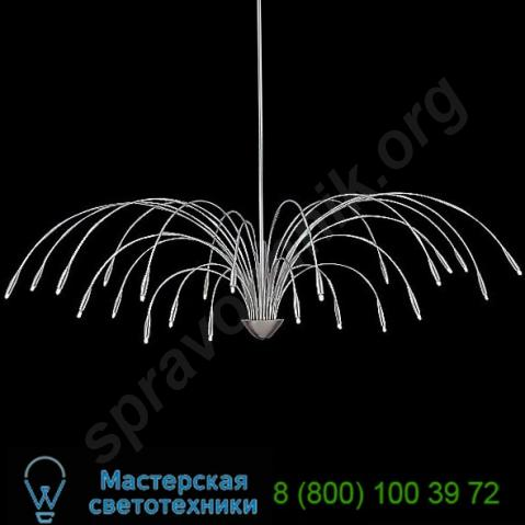 Staccato chandelier tech lighting 700stac32c, светильник