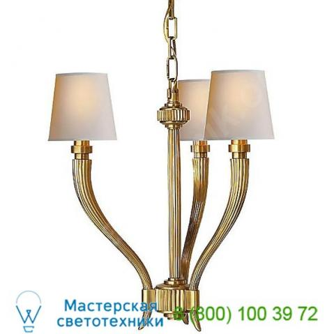 Visual comfort chc 2461pn-np ruhlmann chandelier, светильник