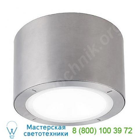Vessel outdoor flush mount ceiling light fm-w9100-bz modern forms, уличный потолочный светильник
