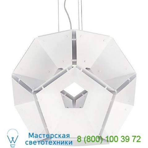 Tech lighting 700hex24bb-led930 hex pendant light, подвесной светильник
