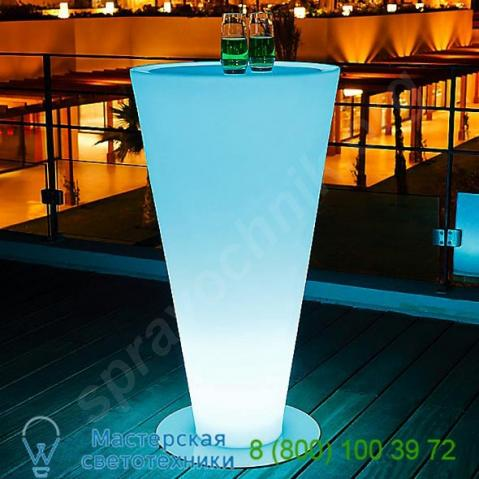 Up lighted bluetooth bar-height table fc-up smart & green, акцентный светильник