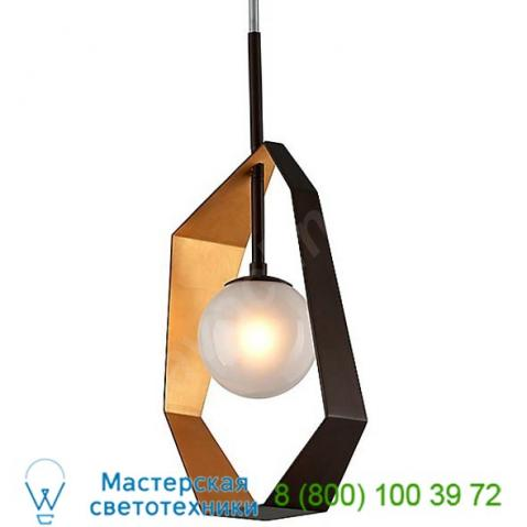 Origami led pendant light troy lighting f5523, светильник