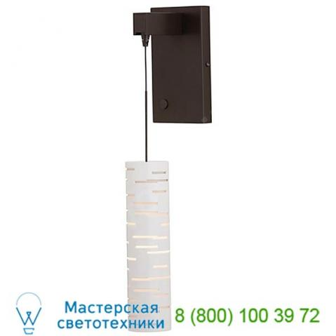 700wssnas siena wall canopy tech lighting, настенный светильник
